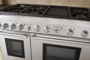 thermador stove top