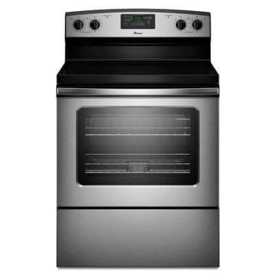 amana stove repair